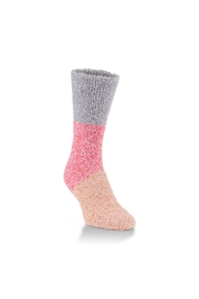 World's Softest Soft Colorblock Sock - Front cropped