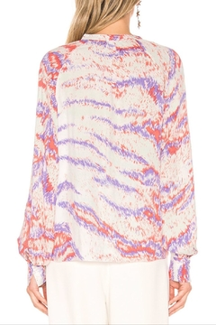 Hofmann Copenhagen Soft Colourful Blouse - Alternate List Image