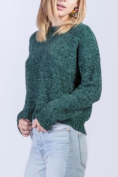 Shoptiques Product: Soft Cropped Sweater