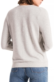 z supply Soft Crossfront Top - Side cropped