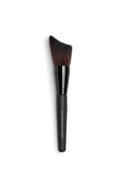 bareMinerals SOFT CURVE FACE & CHEEK BRUSH Synthetic Makeup Brush - Product Mini Image