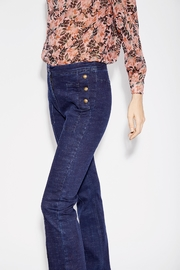 Munthe Soft Denim Pants - Product Mini Image