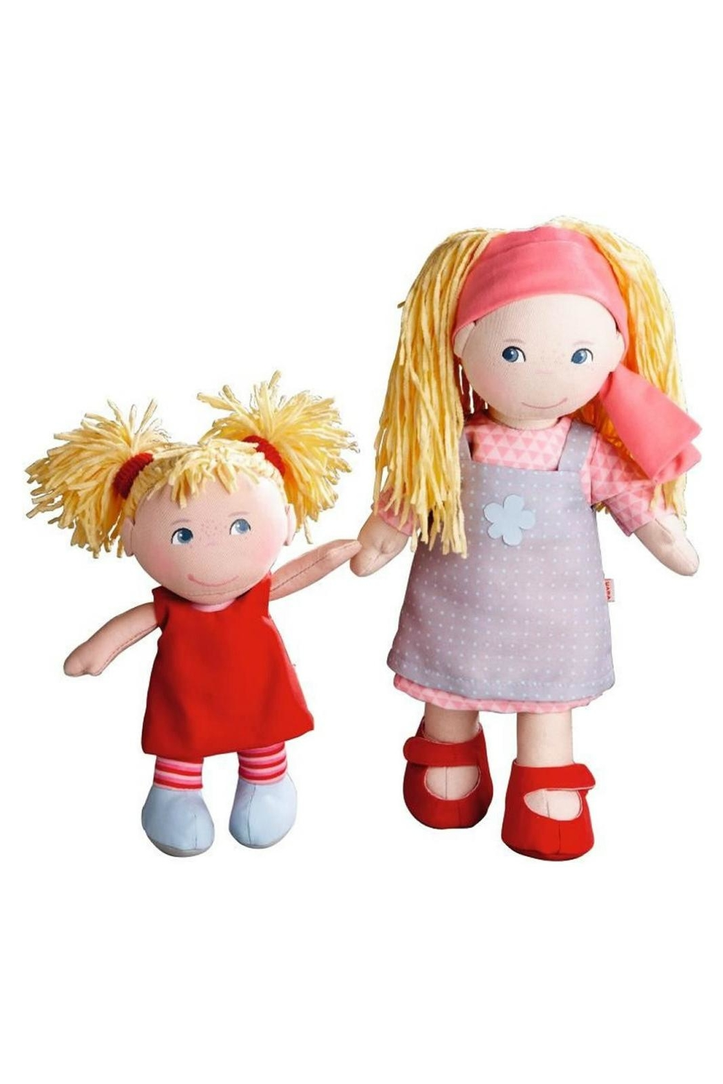 HABA USA Soft Doll Sisters - Main Image