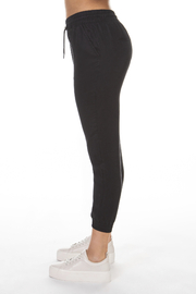 Dex Soft Drawstring Jogger - Front full body