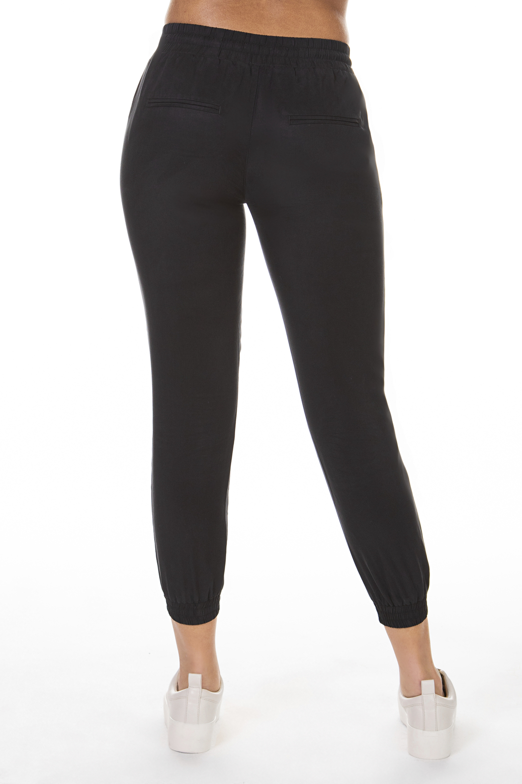 Dex Soft Drawstring Jogger - Side Cropped Image