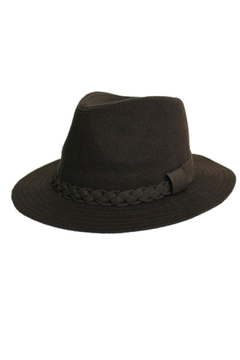 Cap Zone Soft Felt Panama hat - Alternate List Image