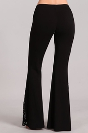 Chatoyant  Soft Flared-Bell Pants - Side cropped