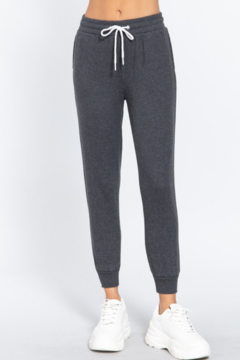 Active Basic Soft French Terry Jogger Pant - Alternate List Image
