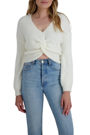 BB Dakota  Soft Front-Twist Sweater - Product Mini Image