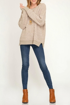 Shoptiques Product: Soft Fuzzy Sweater