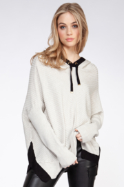 Dex Soft Hooded Pullover - Front cropped