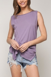Mustard Seed Soft Jersey Top - Product Mini Image