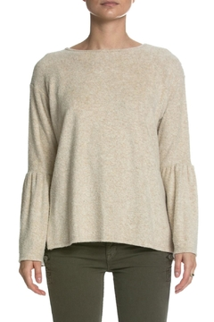 Shoptiques Product: Soft-Knit Bell Sleeve