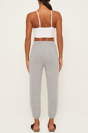 Lush  Soft Knit Bottoms - Front full body