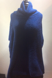 Lookbym Soft Knit Cowl Neck Poncho - Product Mini Image