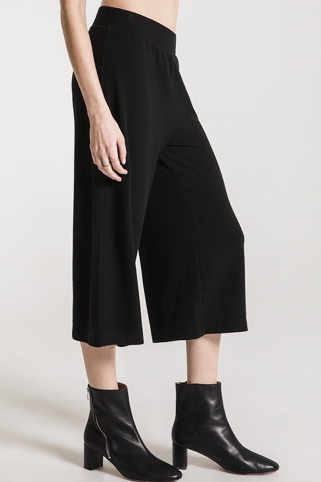 z supply Soft Knit Culottes - Front Full Image