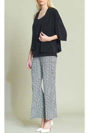 Clara Sunwoo Soft Knit Kimono Cardigan - Product Mini Image