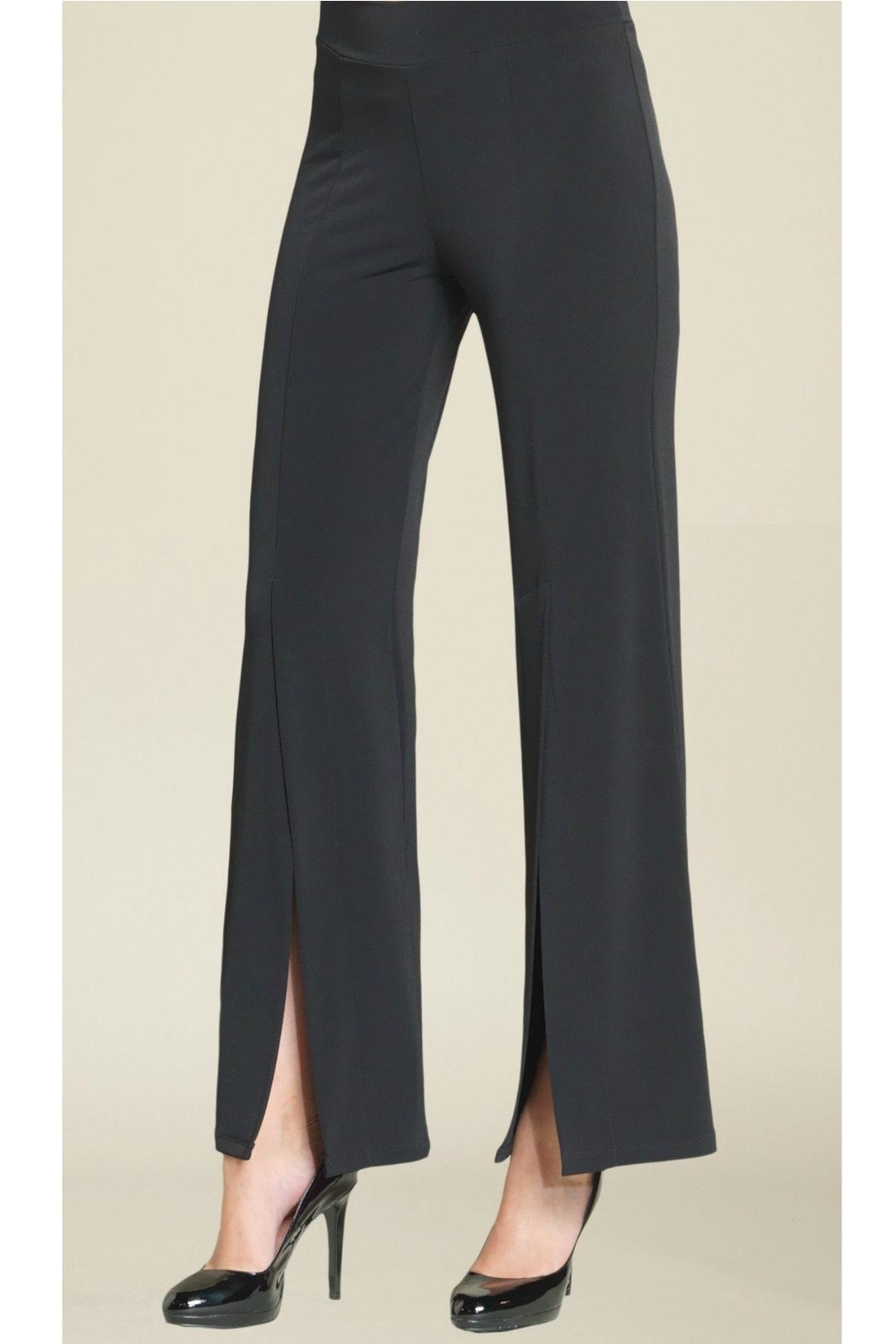 Clara Sunwoo Soft Knit Pants - Main Image