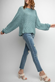 easel Soft Knit Sweater - Product Mini Image