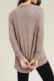 LuLu's Boutique Soft Knit Top - Side cropped