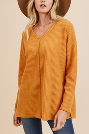JODIFIL SOFT KNIT TOP - Product Mini Image