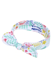 Sparkles Soft Knot Headband - Front cropped
