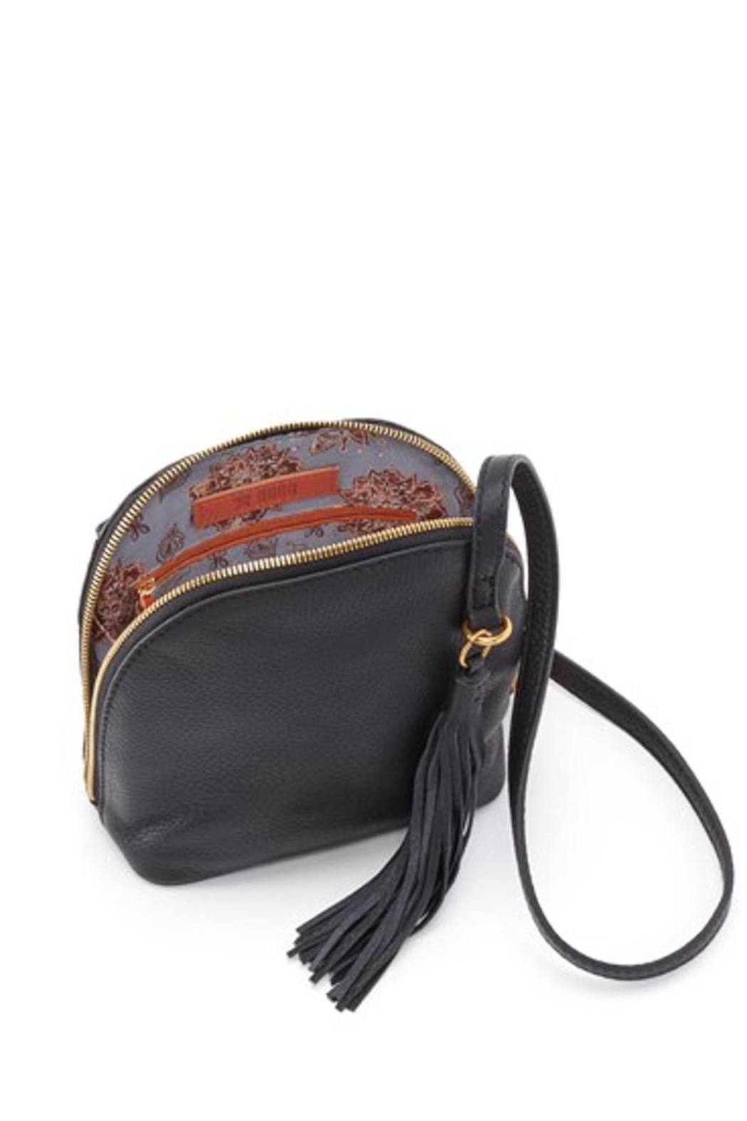 Hobo The Original Soft Leather Crossbody - Back Cropped Image