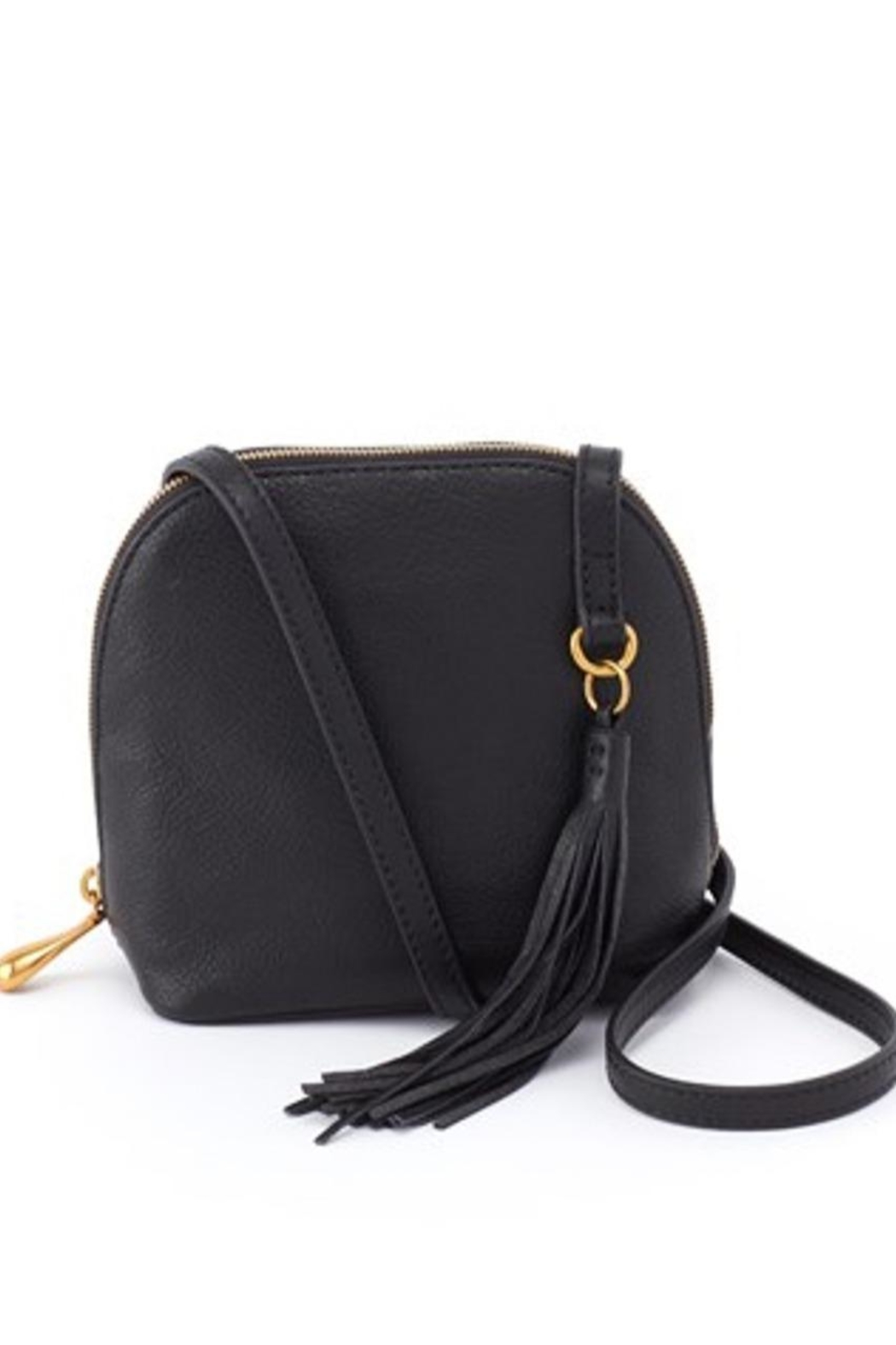 Hobo The Original Soft Leather Crossbody - Front Cropped Image