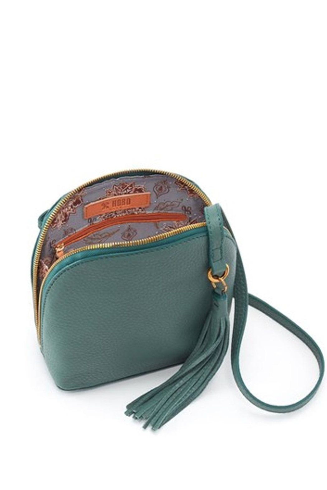 Hobo The Original Soft Leather Crossbody - Front Full Image