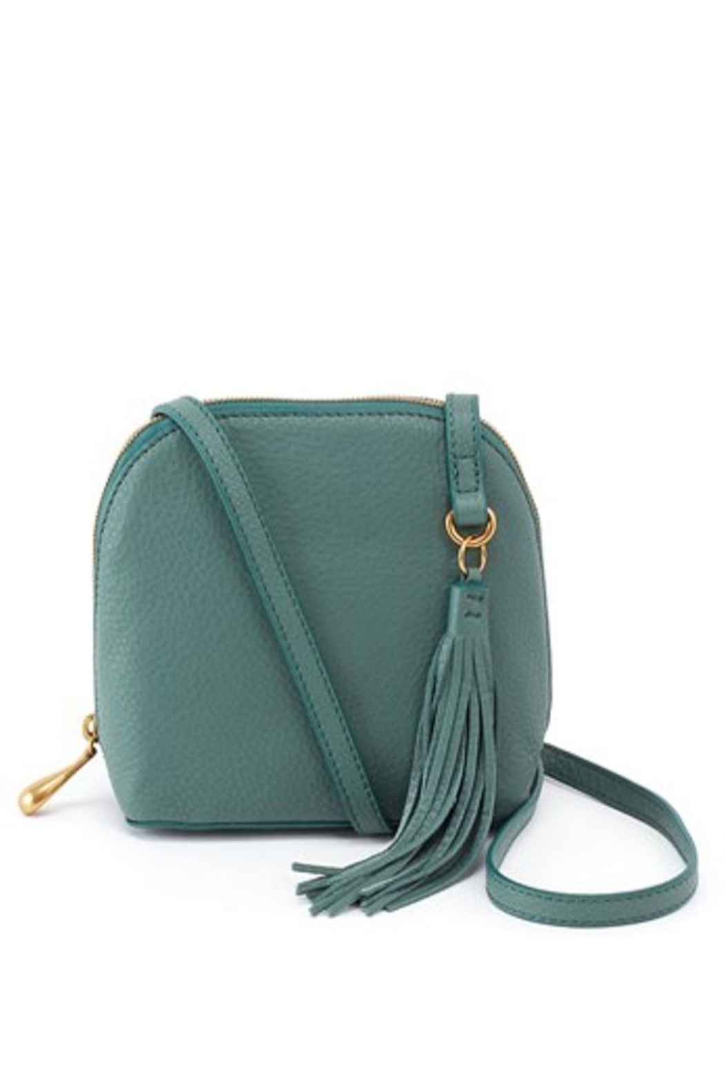 Hobo The Original Soft Leather Crossbody - Side Cropped Image