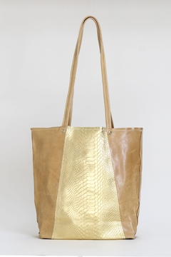 Arisch Soft Leather Tote - Product List Image