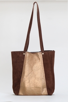 Shoptiques Product: Soft Leather Tote