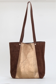 Arisch Soft Leather Tote - Product Mini Image