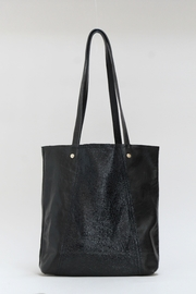 Arisch Soft Leather Tote - Front full body