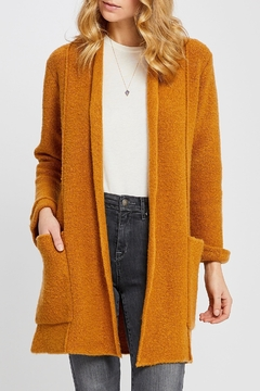 Gentle Fawn Soft Open Cardigan - Product List Image