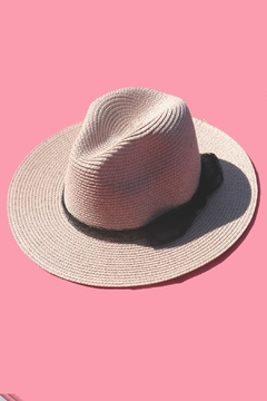 Minx Soft Pink Hat - Product List Image