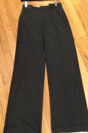 Alembika Soft Pinstripe Pants - Product Mini Image