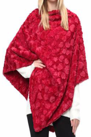 Patricia's Presents Soft Poncho - Product Mini Image