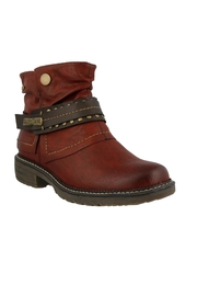 Spring Footwear Soft Slouchy Bootie - Product Mini Image
