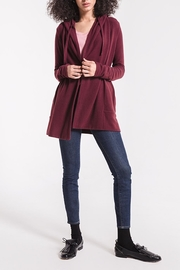 z supply Soft Spun Cardigan - Front cropped