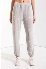 z supply Soft Star Sweatpants - Product Mini Image