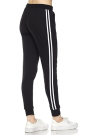 New Mix Soft Stripe Jogger - Side cropped