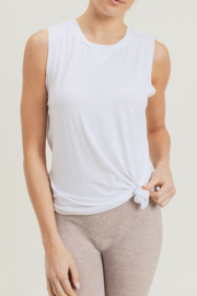 Mona B Soft Tank Top - Front cropped