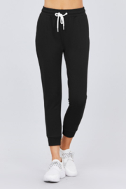 Active Basic Soft Terry Jogger - Product Mini Image