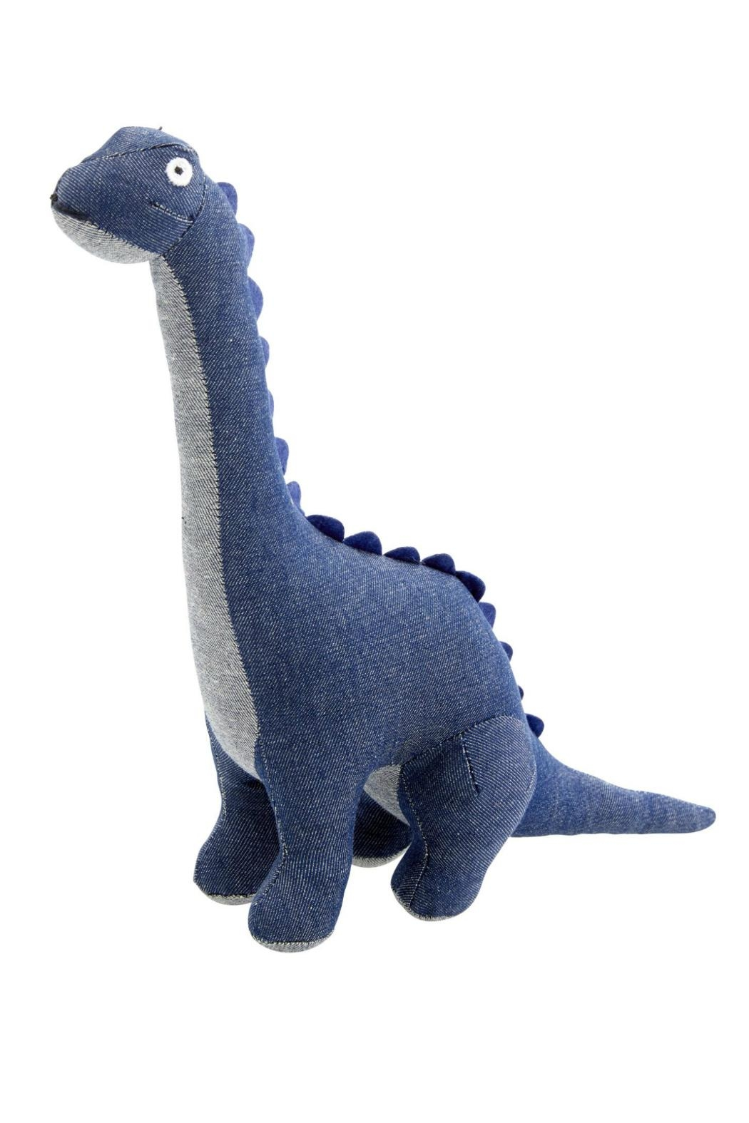 Rice DK Soft Toy Dinosaur - Front Cropped Image
