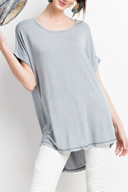 easel Soft  Tunic Top - Product Mini Image
