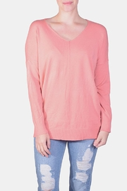Dreamers Soft V-Neck Sweater - Product Mini Image