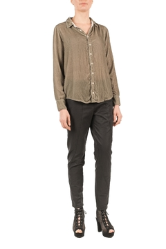 Shoptiques Product: Soft Velvet Shirt
