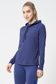 MPG Soft Wired Hoodie - Front cropped