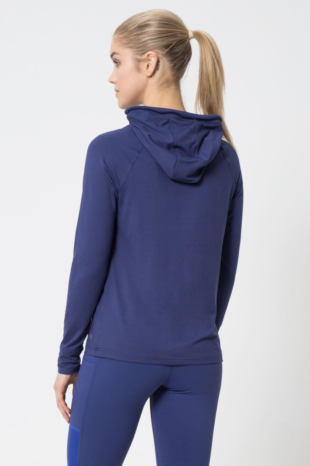 MPG Soft Wired Hoodie - Front Full Image